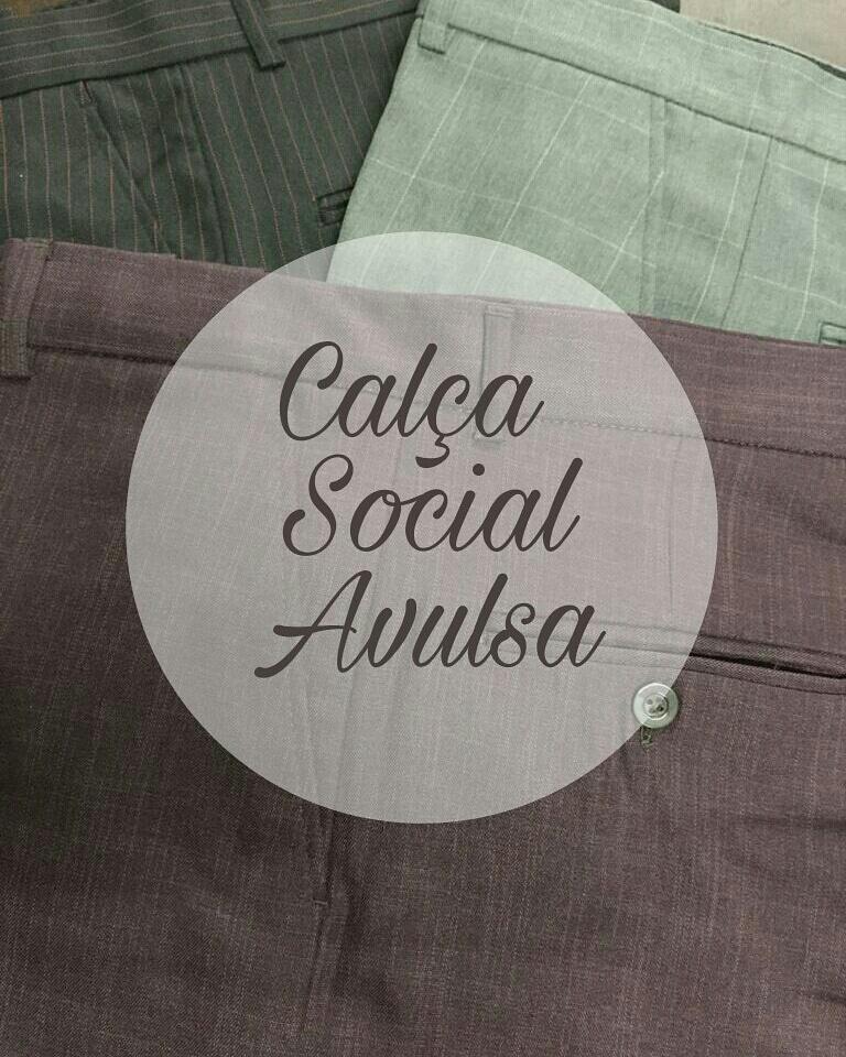 calça social