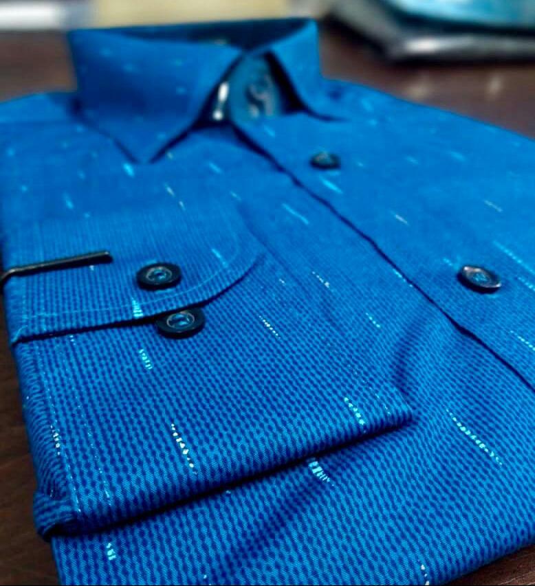 camisa manga longa 100% algodão