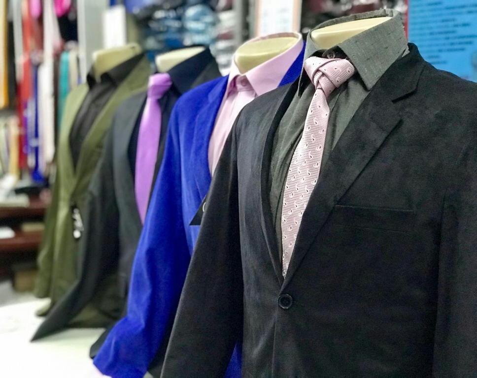 variedade em blazer