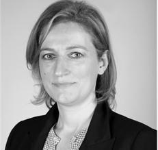 Céline Malgras, nouvelle associée au sein de DaringCo