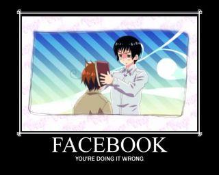 Facebook Rants Are So…