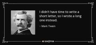 A Long Letter