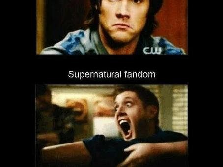 The Supernatural Analogy