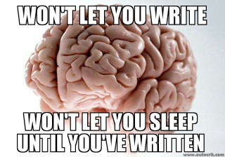 Writing Brain