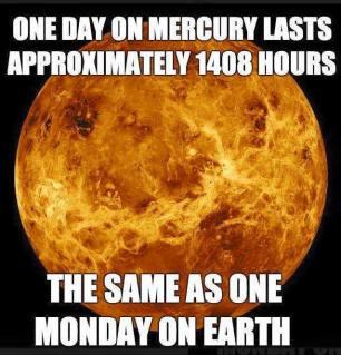 A Case of the Mondays