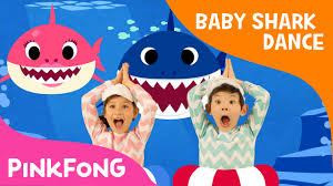 Baby Shark: An Homage to my Sweatshirt