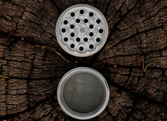 budconcept. metal 4-tier herb grinder