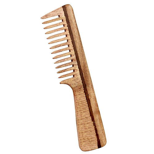 Natural Wood Comb Prop