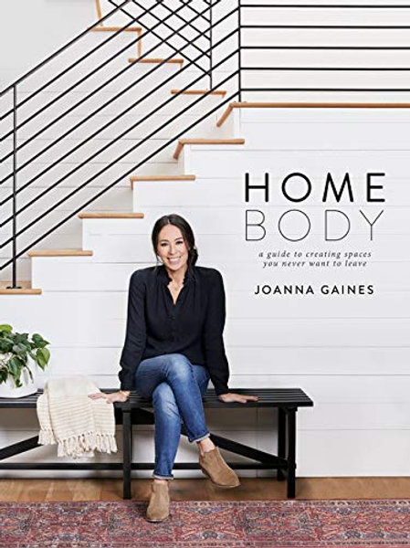 """Homebody"" Coffee Table Book by Joanna Gaines"