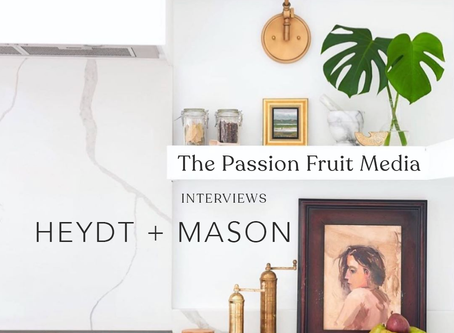 How HEYDT + MASON Strategically & Aesthetically Use Social Media To Grow Their Creative Agency
