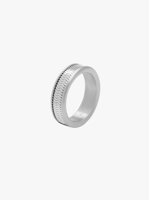 RG06H922_910 - agnes b, stainless steel,