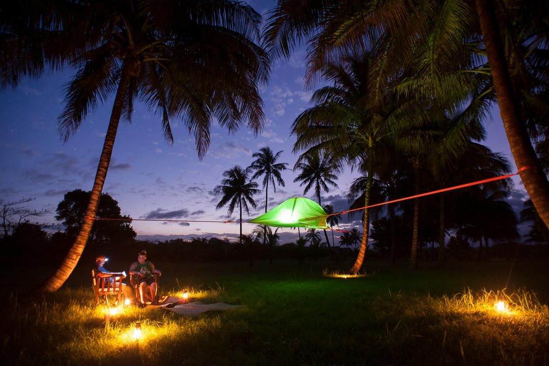 Private Island Camping