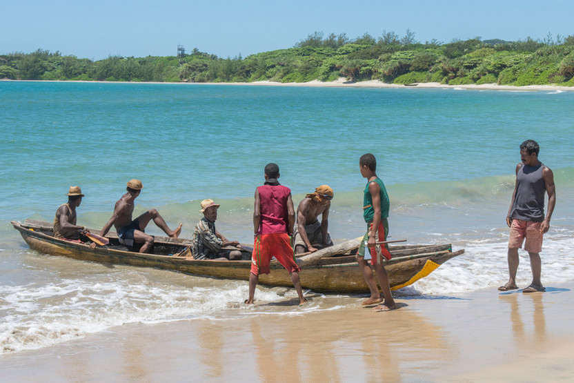 Fishermen Manafiafy
