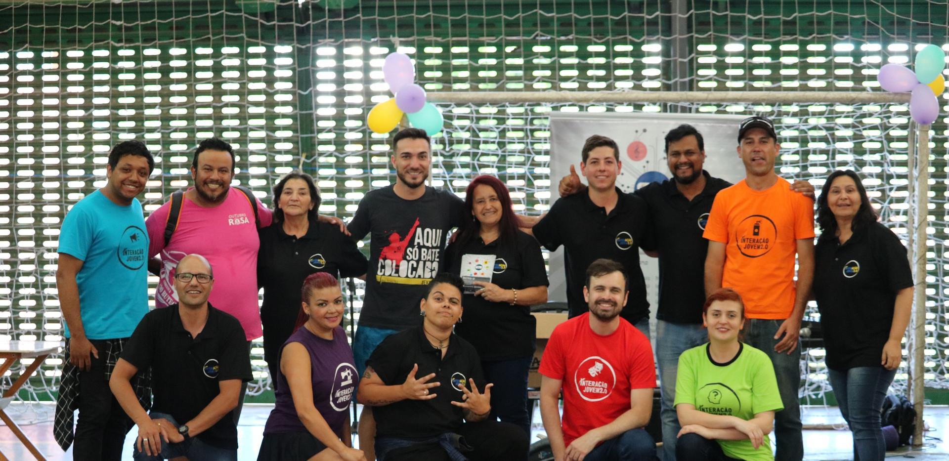Equipe Projeto Interação Jovem 2.0