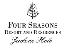 Four Seasons Resort and Residences Teton Village Jackson Hole logo