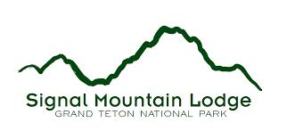 Signal Mountain Lodge Grand Teton National Park logo