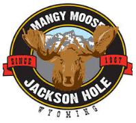 Mangy Moose Jackson Hole Wyoming logo