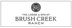 The Lodge & Spa at Brush Creek Ranch logo