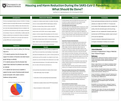 Housing and Harm Reduction During the SARS-CoV-2 Pandemic:  What Should Be Done?
