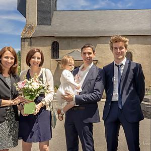 Baptême Anna Dudouet