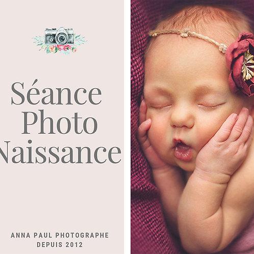 Séance photo Naissance                   2 heure