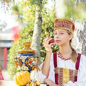 Portrait à la russe. Russophones des Pyrénées.