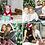 Thumbnail: Séance photo de Noël dans le studio décoré à PAU