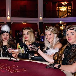 Soirée Prohibition. Régina Hôtel. Part 1