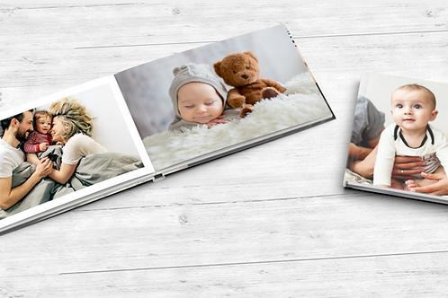 Livre Photo  26 pages Format A4 Portrait ou Paysage