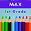 Thumbnail: Max First Grade School Supply Package
