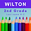Thumbnail: Wilton Second Grade School Supply Package, last name N-Z