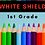 Thumbnail: White Shield First Grade School Supply Package