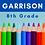 Thumbnail: Garrison Eighth Grade School Supply Package