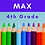 Thumbnail: Max Fourth Grade School Supply Package