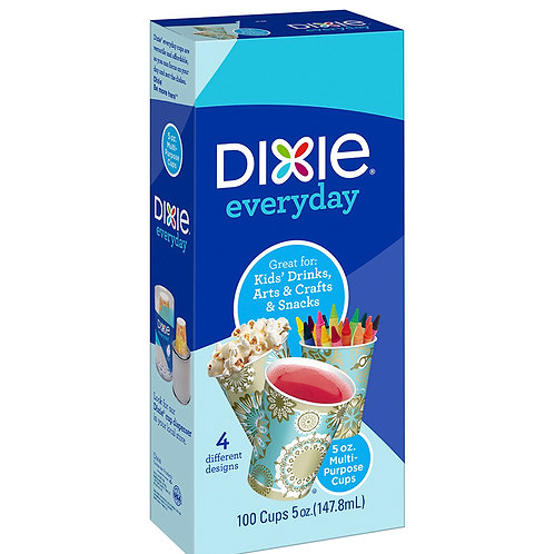 Dixie Cups, 100 Pack