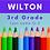 Thumbnail: Wilton Third Grade School Supply Package, Last name Q-Z