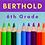 Thumbnail: Berthold Sixth Grade School Supply Package