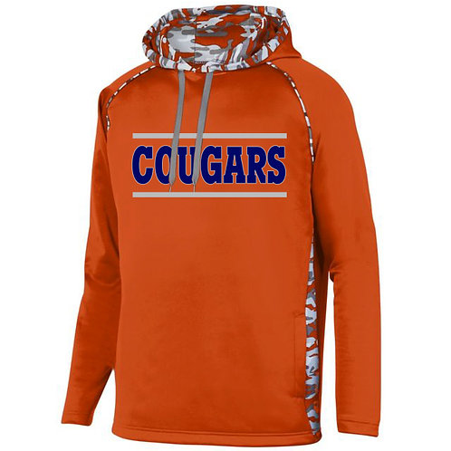 MM - Cougars Camo Hoodie
