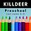Thumbnail: Killdeer Preschool School Supply Package, Last name A-G