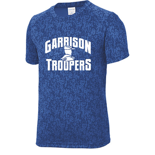 G - Garrison Troopers Digi Camo T-shirt, Youth