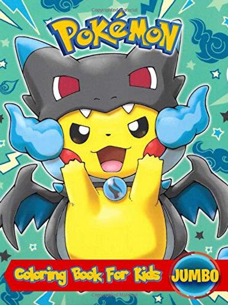Coloring Book, Pokemon