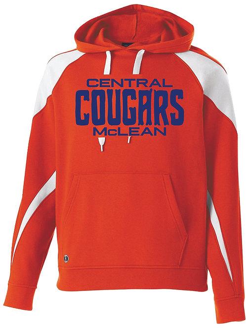 II - Cougar Prospect Hoodie, Orange