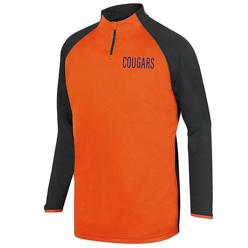5 - Orange Cougars Pullover, Unisex