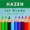 Thumbnail: Hazen First Grade School Supply Package, last name J-R