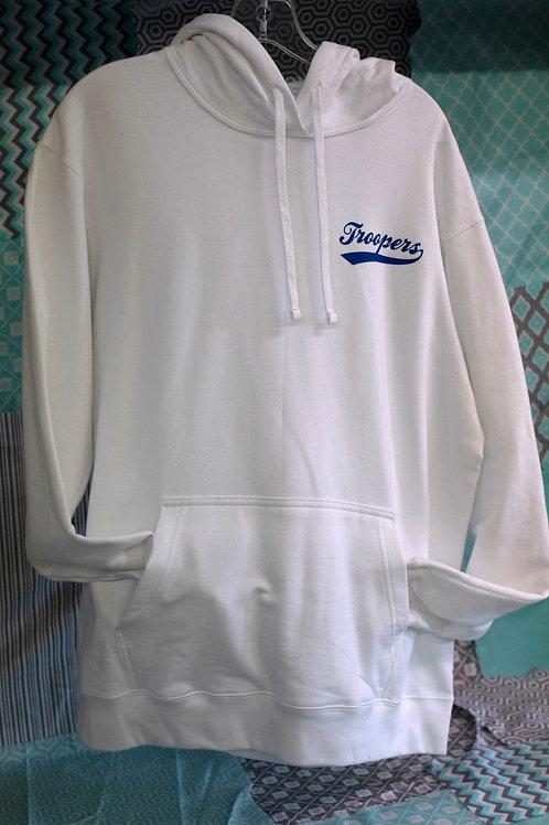 Port & Co. Ring-Spun Sweatshirt, Trooper pocket design