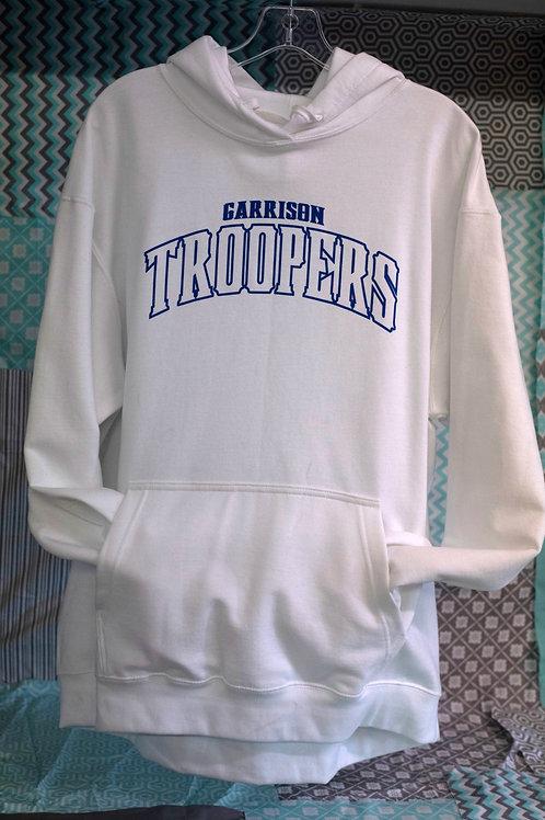 Port & Co. Ring-Spun Sweatshirt, Garrison Troopers