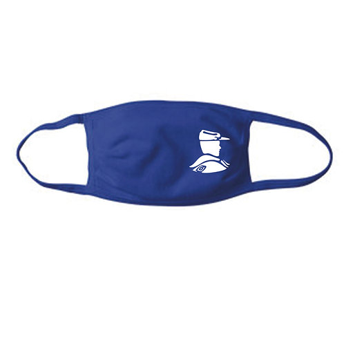 4 - Adult Troopers Face Mask, Royal