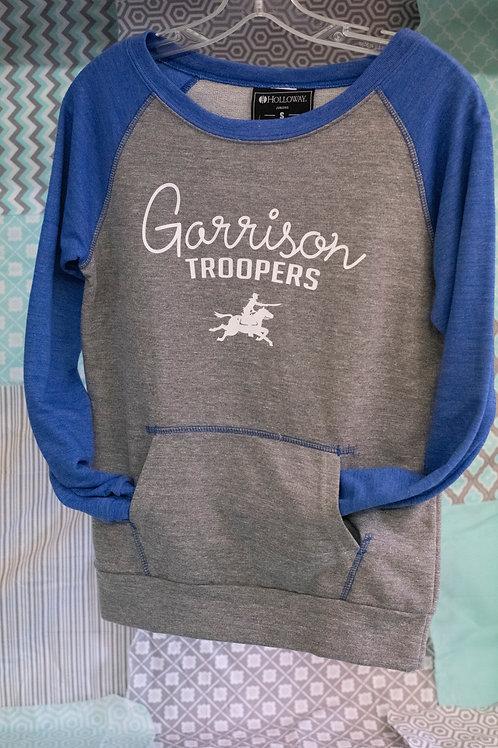 Holloway Juniors Pocket front Long sleeve, Garrison Troopers