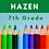 Thumbnail: Hazen Seventh Grade School Supply Package