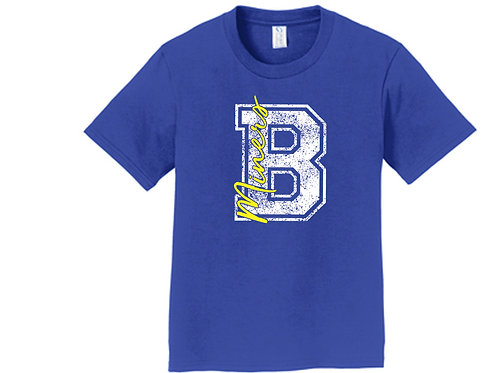 Beulah Miners Short Sleeve Youth T-Shirt